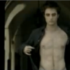 Twilight New Moon sexy, Robert Pattinson aussi!