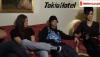 Tokio Hotel : nous avons rencontré le groupe!!! (video)