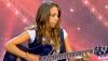 Marie Luy enchante X Factor 2009 mais arrive… 2ème
