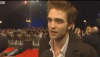 Regardez Robert Pattinson à Londres pour Twilight : ambiance explosive!