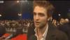 Regardez Robert Pattinson à Londres pour Twilight : ambiance explosive!