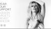 Claudia Schiffer, Sienna Miller et Kylie Minogue quasi-nues pour la bonne cause
