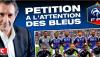 Coupe du Monde 2010 : 140 000 personnes réclament le reversement des primes