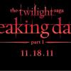 Le site officiel de Twilight 4 Breaking Dawn dévoilé!
