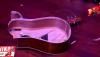 Justin Bieber a cassé une guitare en interview chez Nikos : regardez!