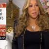 Mariah Carey enceinte dans une émission de télé-shopping : vidéo!