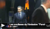 Regardez Nicolas Sarkozy et Carla Bruni dans les coulisses à TF1!