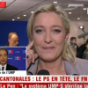 Résultats cantonales 2011 : clash Marine Le Pen/Copé sur LCI, la vidéo!