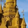 Le Château de la Belle au Bois Dormant de Disney s'invite à Paris Plages