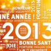 Vidéos de bonne année 2013 des politiques : Jean-François Copé, Marine Le Pen, Harlem Désir…