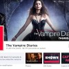 The Vampire Diaries saison 4 : nouveau record sur Facebook!