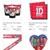 One Direction : la famille de Kate Middleton vend des produits dérivés
