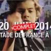 One Direction : 1ères photos des fans au Stade de France