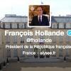 François Hollande fait son retour sur Twitter !