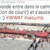 Les fans des One Direction entrent dans le Stade de France : photos