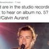 Aidez les One Direction à finir leur 5ème album
