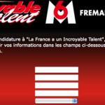 Incroyable Talent 2009 sur M6