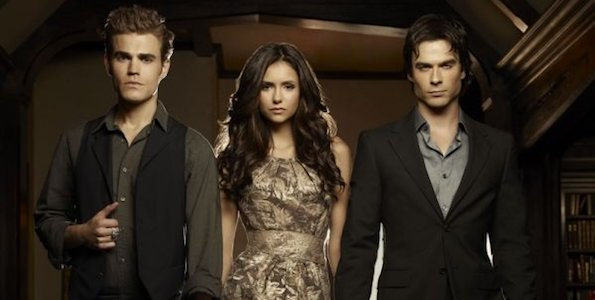 série TV The Vampire Diaries