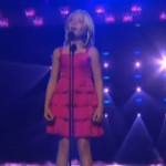 Jackie Evancho / AOL / America's Got Talent