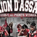 Pochette de l'album de Sexion d'Assaut