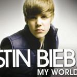 Affiche de la tournée mondiale de Justin Bieber