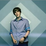 Justin Bieber dans son clip Baby