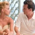 Amber Heard et Johnny Depp dans 'Rhum Express'