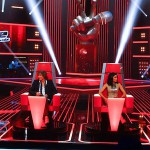 The Voice sur TF1 / All Rights Reserved