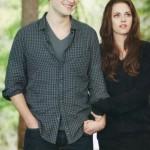Robert Pattinson et Kristen Stewart pour Twilight 5
