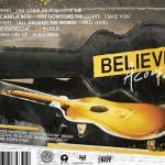 Justin Bieber : pochette arrière de Believe Acoustic