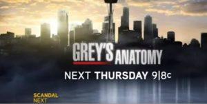 La saison 9 de Grey's Anatomy