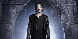 Ian Somerhalder dans The Vampire Diaries