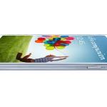 Samsung Galaxy S4 en photo