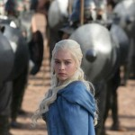 Game of Thrones saison 3 avec Emilia Clarke