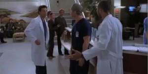 Grey's Anatomy : dispute entre les médecins