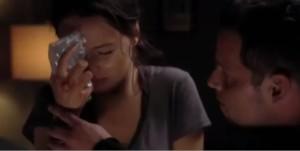 Grey's Anatomy saison 9 : Jo avec Alex