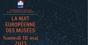 Nuit des Musées 2013 partout en France