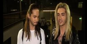 Tokio Hotel : Bill et Tom en 2013