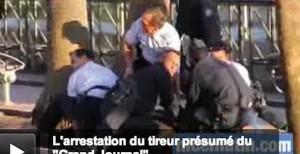 Grand Journal : arrestation du tireur à Cannes