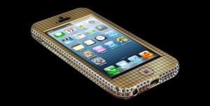 iPhone 5 version luxe