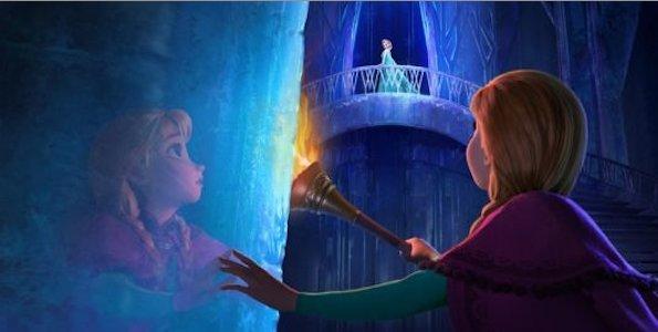 La reine des neiges : bande-annonce