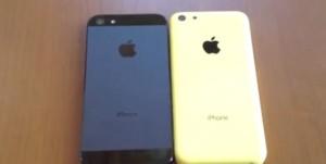 iPhone 5C jaune
