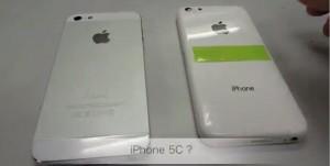 iPhone 5 : la coque arrière