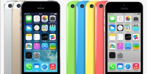 iPhone 5C et 5S