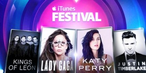 iTunes Festival 2013 par Apple