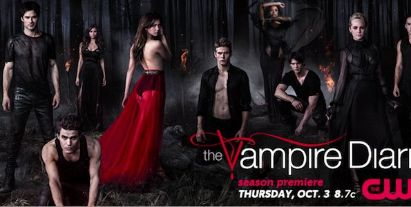 The Vampire Diaries saison 5 en français
