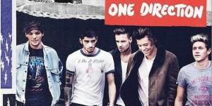 One Direction : pochette de Midnight Memories