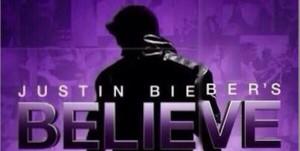 Justin Bieber : affiche de Believe Movie
