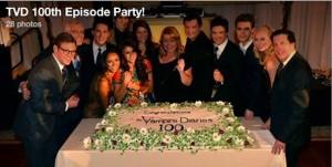 The Vampire Diaries : 100ème épisode