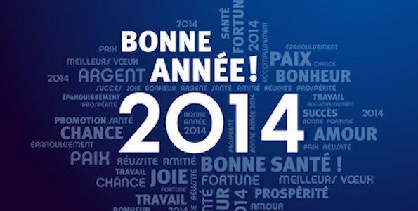 Envoyez Une Carte De Voeux 2014 Virtuelle Depuis Votre